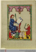 Codex Manesse 1300-1330